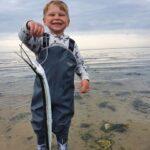 Årets første hornfisk i FISKECHALLENGE